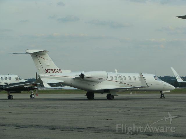 Learjet 45 (N750CR) - LEARJET 45