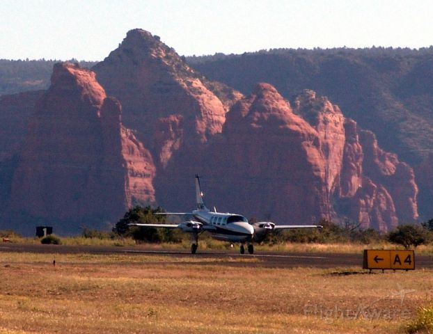Piper Aerostar (N3WR) - Sedona
