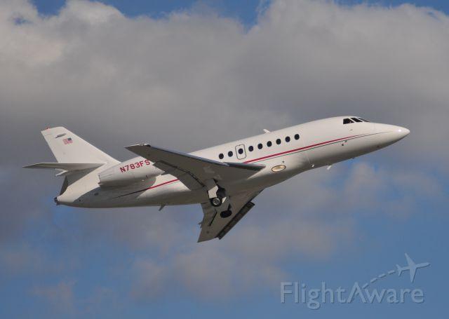 Dassault Falcon 2000 (N783FS)