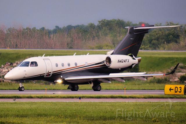 Embraer Legacy 450 (N424FX) - Year: 2019br /Make: Embraer Executive Jetsbr /Model: Legacy 450br /Opby: FlexJet