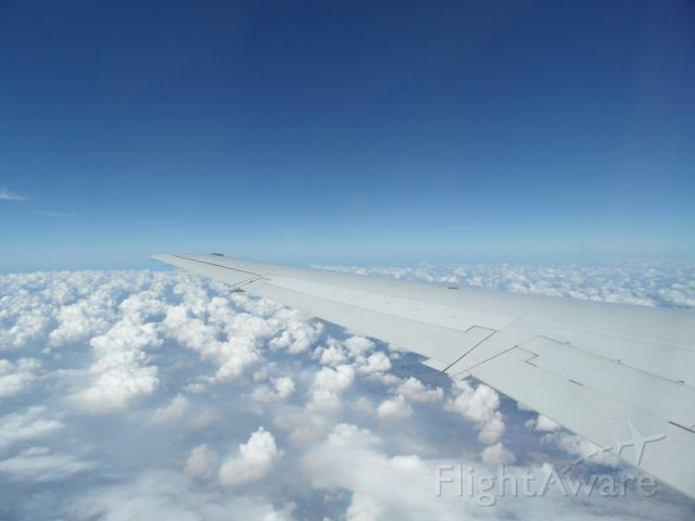 Embraer ERJ-145 (N677AE) - Over Kentucky on my way back to Indy after a fun trip to Miami!