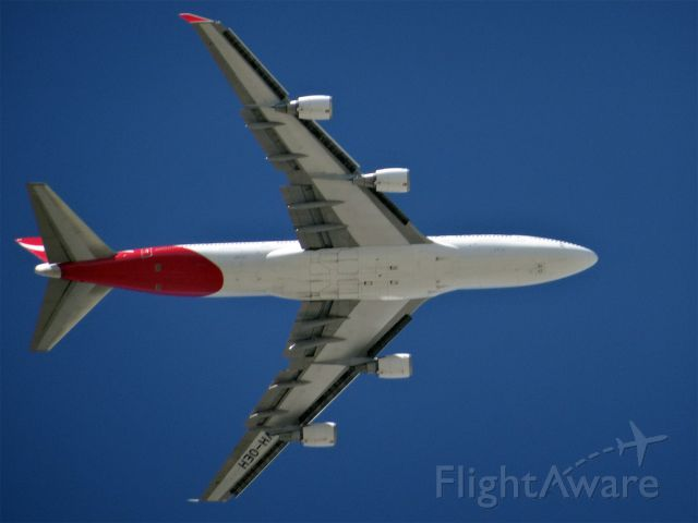 Boeing 747-400 (VH-OEH) - VH-OEH Qantas<br />12.2 Years<br />Boeing 747-400 (quad-jet) (H/B744/L)<br />13-Mar-2015B744/LMelbourne Tullamarine (YMML / MEL)Los Angeles Intl (KLAX)18:40 AEDT14:35 PDT13:54