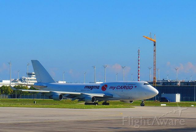 Boeing 747-200 (TC-ACH)