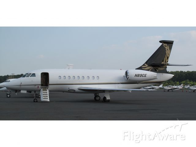 Dassault Falcon 2000 (N89CE) - No location as per request of the aircraft owner.