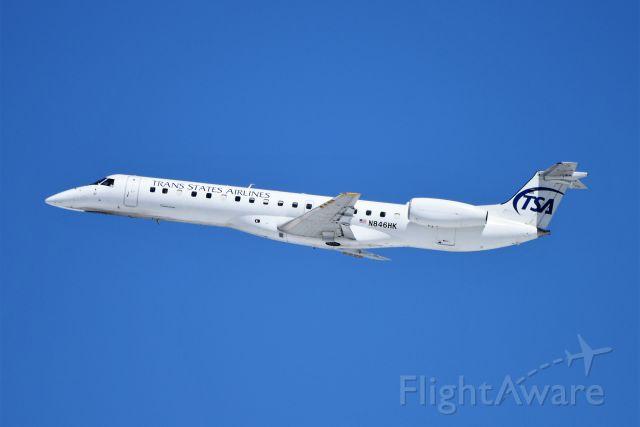Embraer ERJ-145 (N846HK) - 28-C 04-15-19