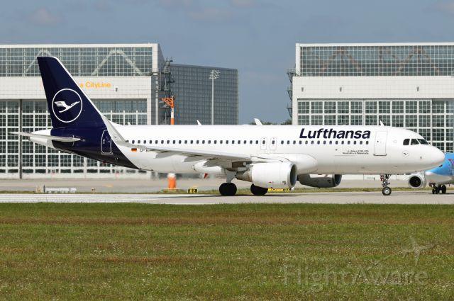 Airbus A320 (D-AIWE)