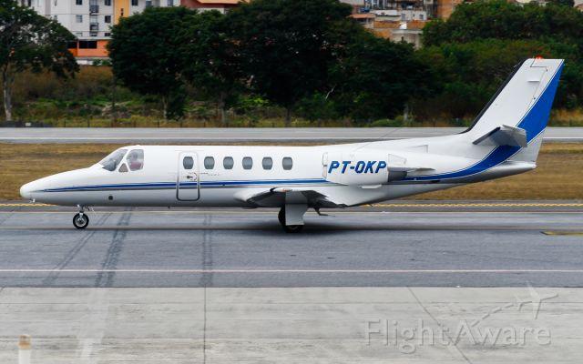 Cessna Citation II (PT-OKP)