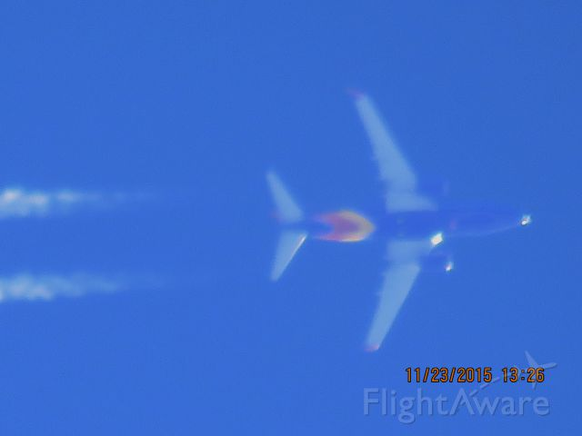 Boeing 737-700 (N929WN)