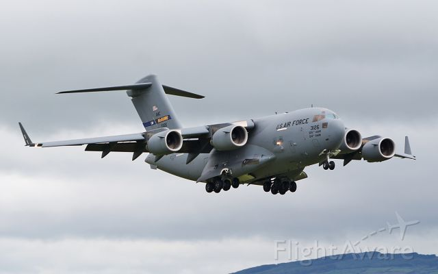 03-3126 — - rch498 usaf mcguire c-17a 03-3126 landing at shannon 31/5/19.