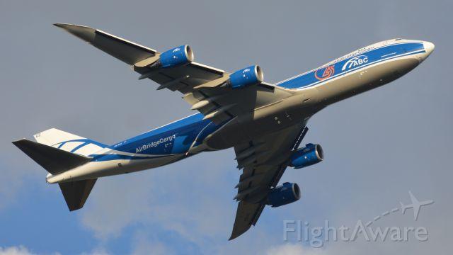 BOEING 747-8 (VQ-BGZ)