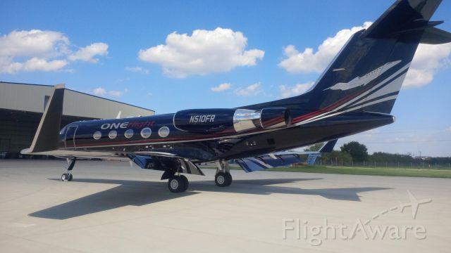 Gulfstream Aerospace Gulfstream 3 (N510FR) - One Flight International