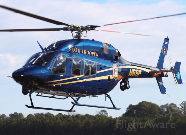 Bell 429 GlobalRanger (N6SP) - The 3rd B429 for the DSP entered service on 12/11/19