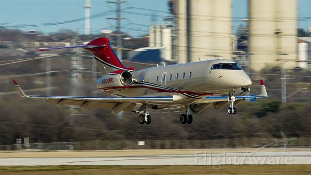 Bombardier Challenger 300 (N800BD) - 22 arrival.