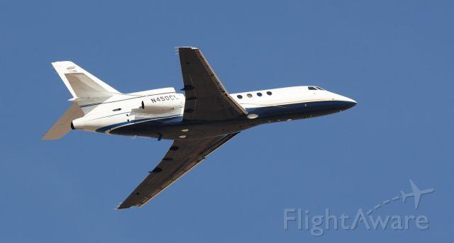 Dassault Falcon 50 (N450CL)