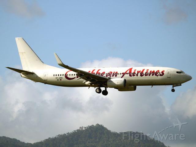 Boeing 737-800 (9Y-JME)