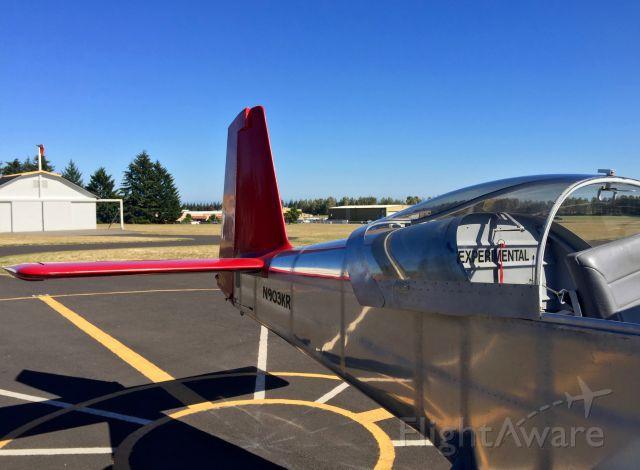 "Vans RV-9 (N903KR) - N903KR - ""Swinging the Compass"" at Pearson Airfield - KVUO."