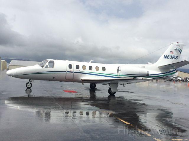 Cessna Citation II (N63RS) - Super S-II