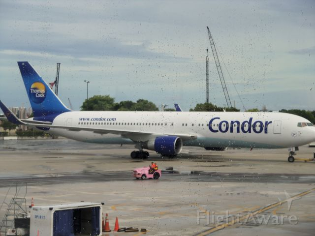 BOEING 767-300 — - In Fort Lauder-dale Airport waiting for Spirit Flight 745