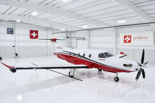 Pilatus PC-12 (N1150N)
