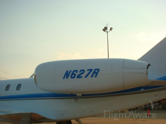 Cessna Citation X (N627R)