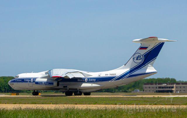 Ilyushin Il-76 (RA-76503)