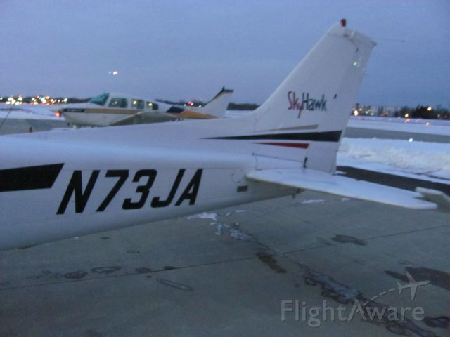 Cessna Skyhawk (N73JA)