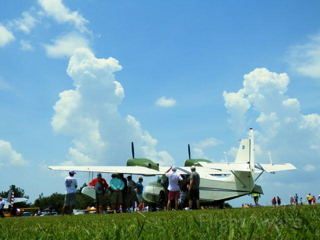 Grumman G-44 Widgeon (N86609) - THE GATHERING PLACE  GAINSVILLE GA FLYIN