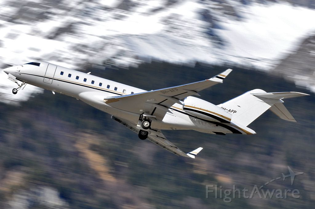 Bombardier Global Express (9H-AFP)