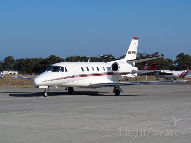 Cessna Citation Excel/XLS (N695QS)