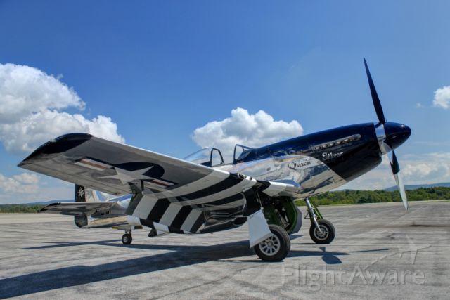 North American P-51 Mustang (N51HY)