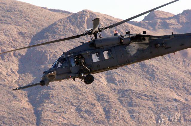 — — - USAF - Sikorsky HH-60G (S-70A) Pave Hawk