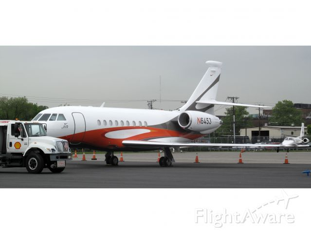 Dassault Falcon 2000 (N6453) - No location as per request of the aircraft owner.