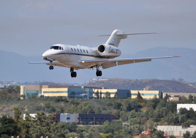 Cessna Citation X (N703TX)