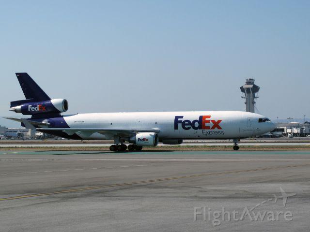 Boeing MD-11 (N572FE)