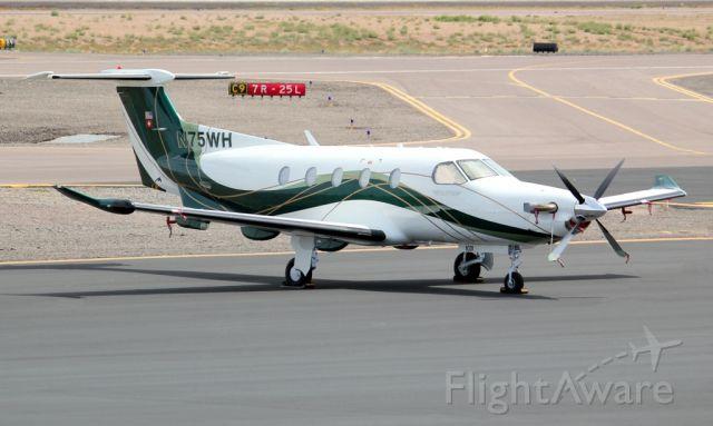 Pilatus PC-12 (N75WH)