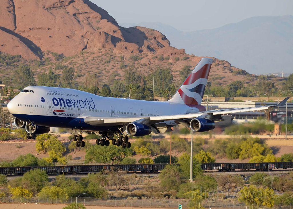 Boeing 747-400 (G-CIVC)