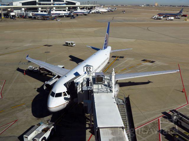 Airbus A320 (N405UA)