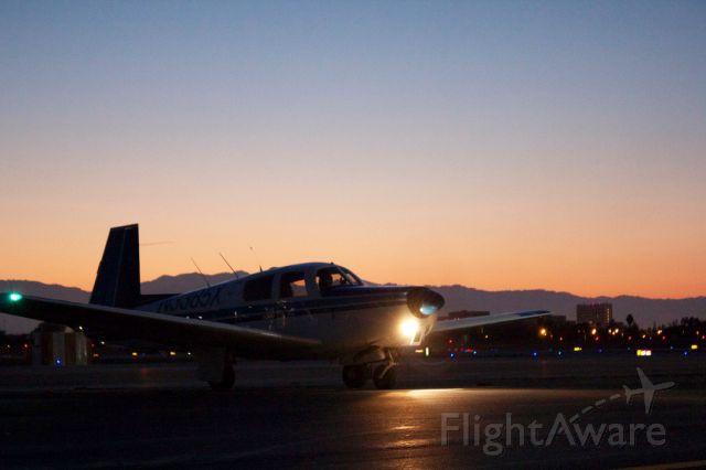 N3385X — - Sunrise at KSJC