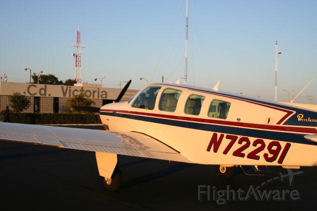 Beechcraft Bonanza (36) (N72291)