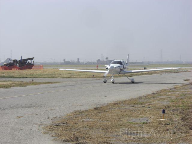PAI Lancair ES (N811ES) - Inbound to the Chino Airshow 2010 from KVCB (Nut Tree, CA)