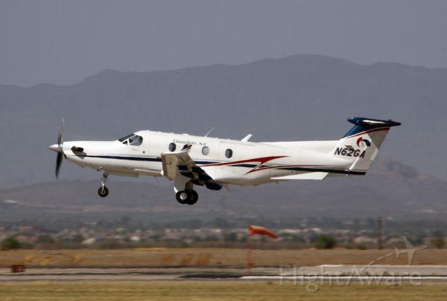 Pilatus PC-12 (N62GA) - PILATUS