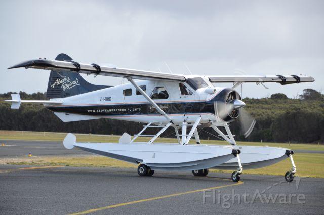 De Havilland Canada DHC-2 Mk1 Beaver (VH-OHD) -