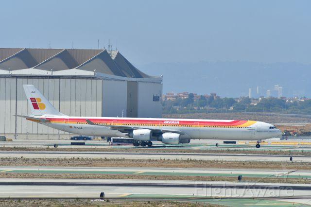 Airbus A340-500 (EC-JLE)