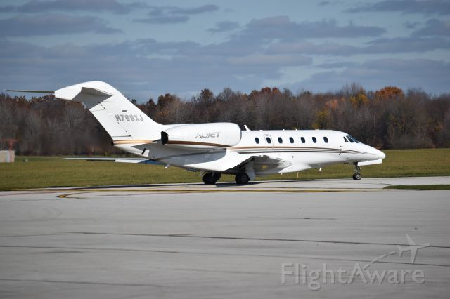 Cessna Citation X (N769XJ)