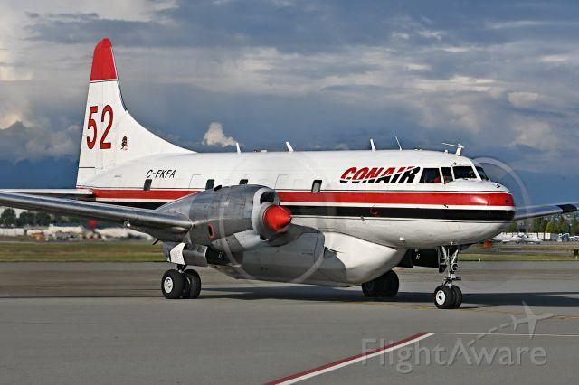 CONVAIR CV-580 (C-FKFA)
