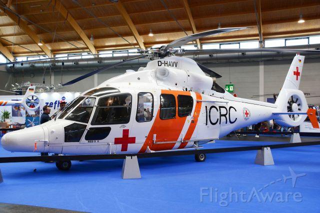 Eurocopter EC-155 (D-HAVV)