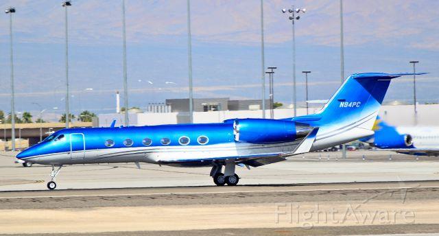 N94PC — - N94PC 1994 Gulfstream Aerospace G-IV C/N 1247 -   Las Vegas - McCarran International (LAS / KLAS) USA - Nevada, October 14, 2011 Photo: Tomás Del Coro