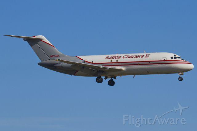 Douglas DC-9-10 (N915CK) - Jan. 11, 2012.