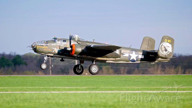 North American TB-25 Mitchell (N345TH) - B-25J-30