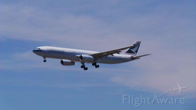 Airbus A330-300 (B-HLH)